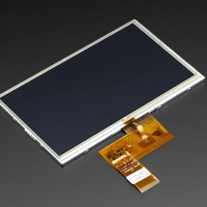 7inch Display with Touchscreen