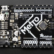 Adafruit METRO - top