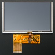 5inch Display with Touchscreen top