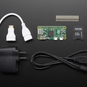Raspberry Pi  Zero Budget Pack