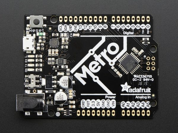 Adafruit METRO 328 without Headers - ATmega328 - zoom
