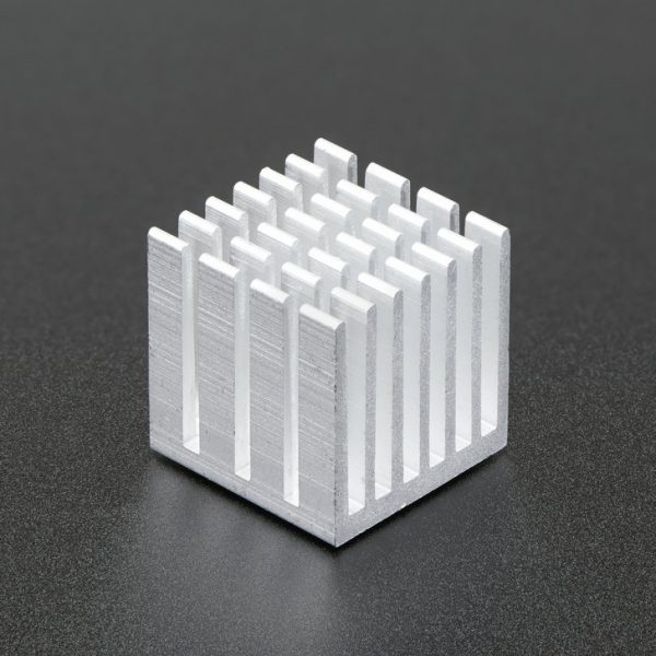 Aluminum Heat Sink for Raspberry Pi 3 - 15 x 15 x 15mm
