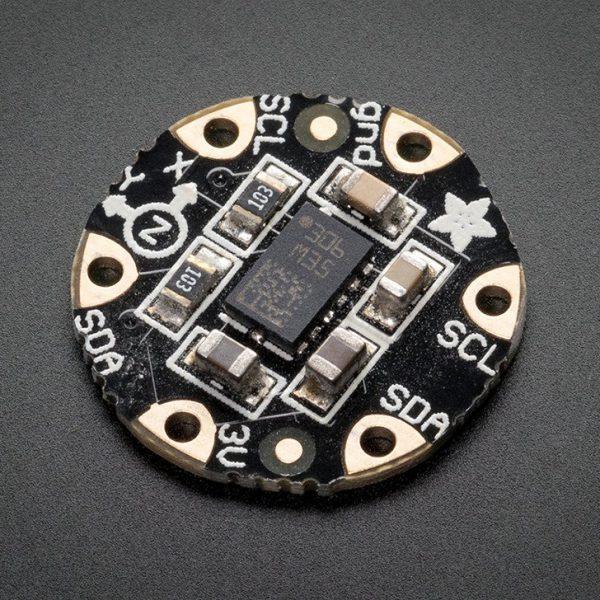 FLORA Accelerometer-Compass Sensor