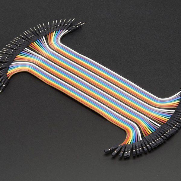 Premium Female-Male Jumper Wires