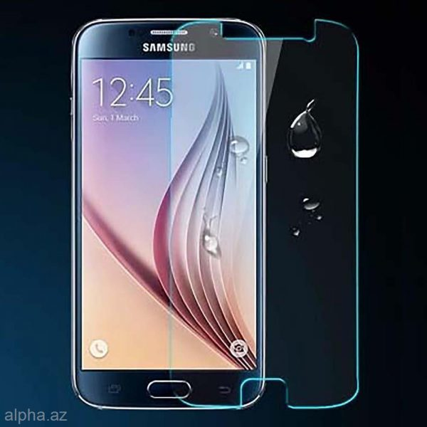 Samsung Galaxy S7 tempered glass 2